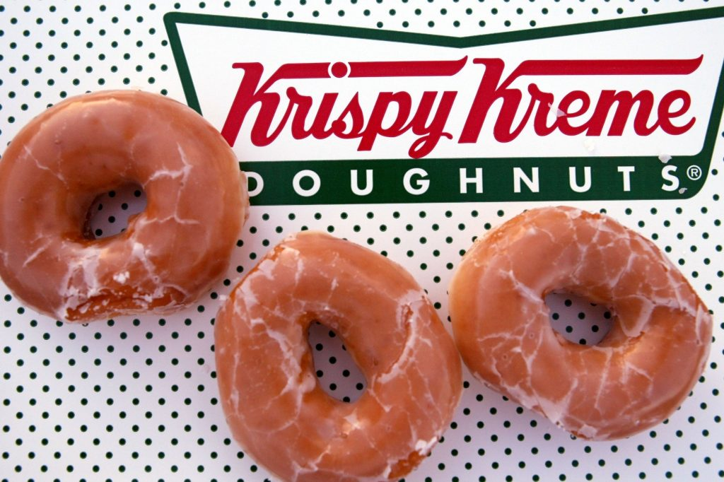Krispy Kreme Is Ready to Give You a Free Daily Doughnut for the Rest of the Year -- But Only If You've Been Vaccinated