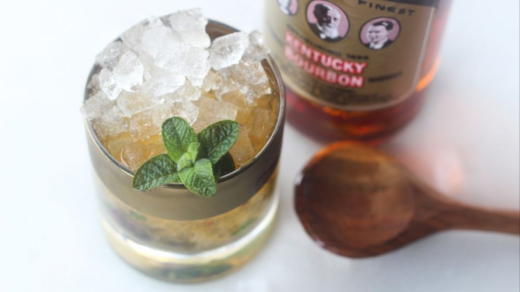 Your Mint Julep Needs Maple Syrup
