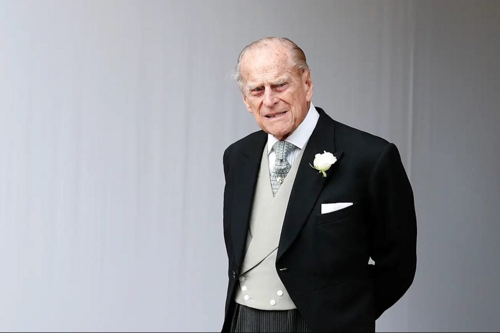 Prince Philip, a Royal Stalwart and the Queen's Husband of 72 Years, Is Dead at 99