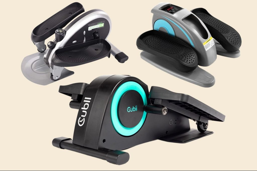 Under-Desk Ellipticals to Turn Your Work into a Workout