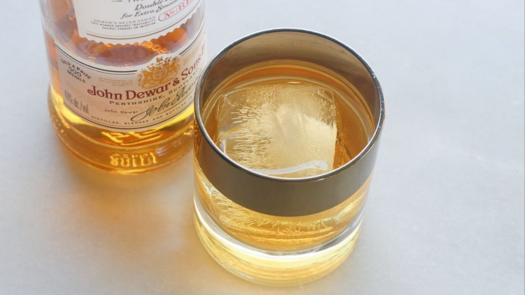 Add a Little Maple Syrup to Your Scotch