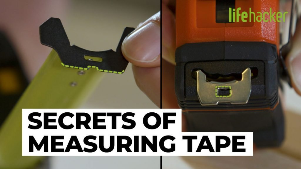 Discover the Secrets of the Tape Measure