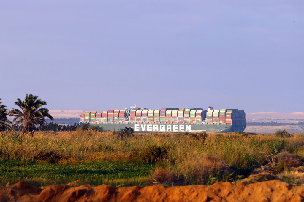 Egypt Has Seized the Ever Given and Now Wants More Than $900 Million for the Blockage the Ship Caused at the Suez Canal