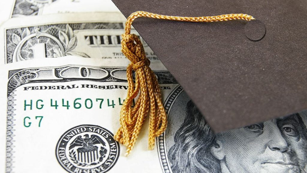 Should You Plan for $50,000 In Student Loans Forgiveness?