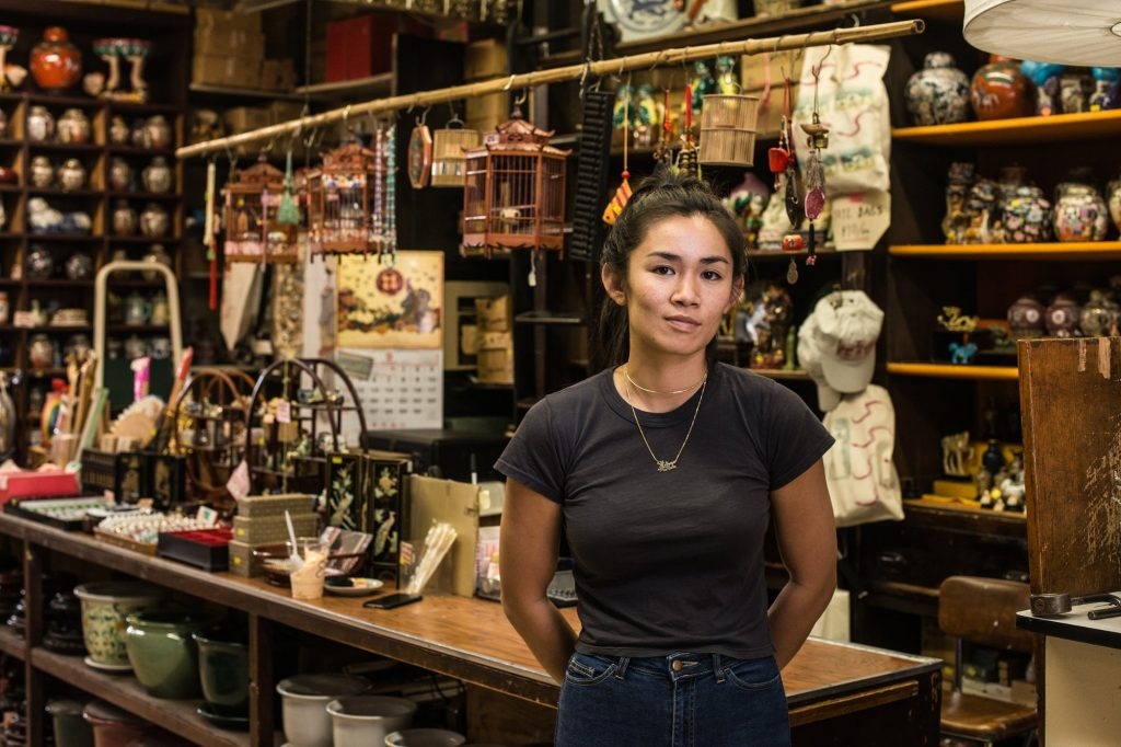 This 130-Year-Old Porcelain Shop Claims to Be the Oldest Store in New York's Chinatown. Its 5th-Generation Owner (and Her Grandmother) Used Instagram to Save It From the Pandemic.