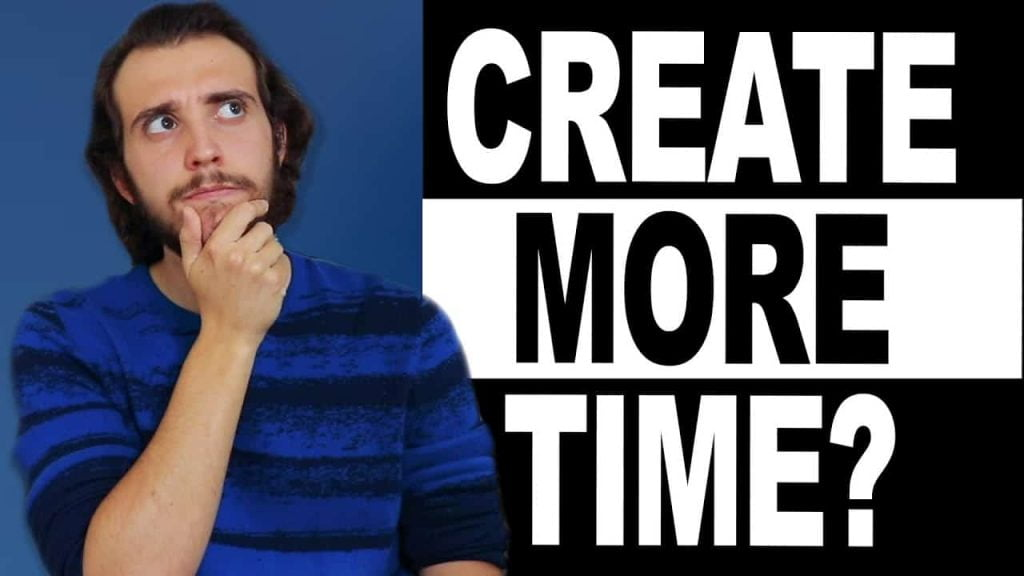 STOP Being Busy and Create More Time with these Productivity Hacks