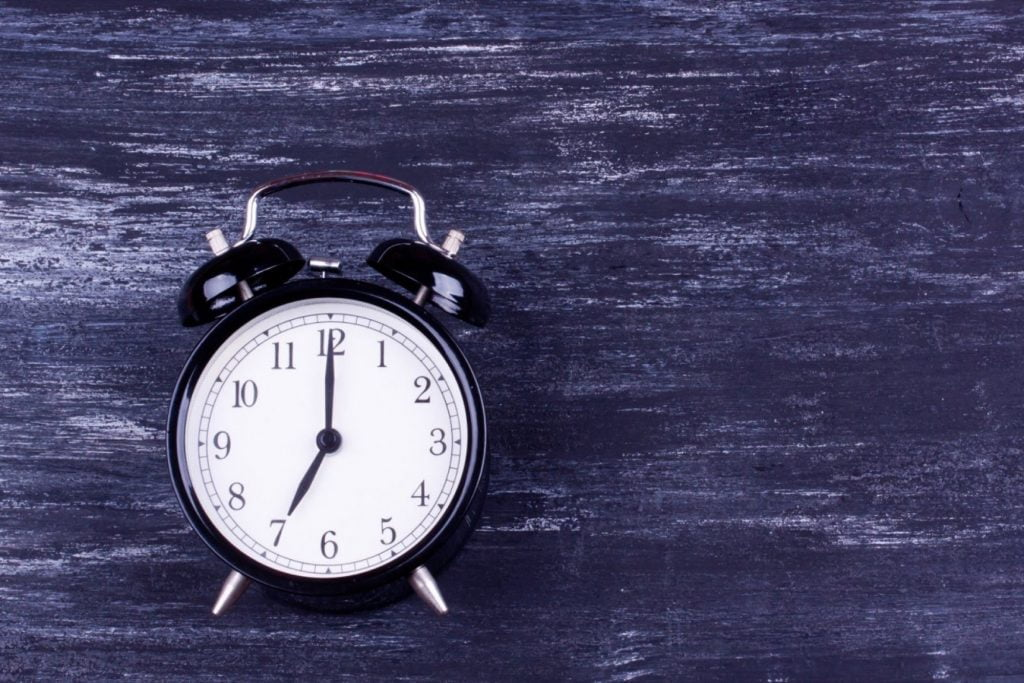 18 minute plan to be more productive