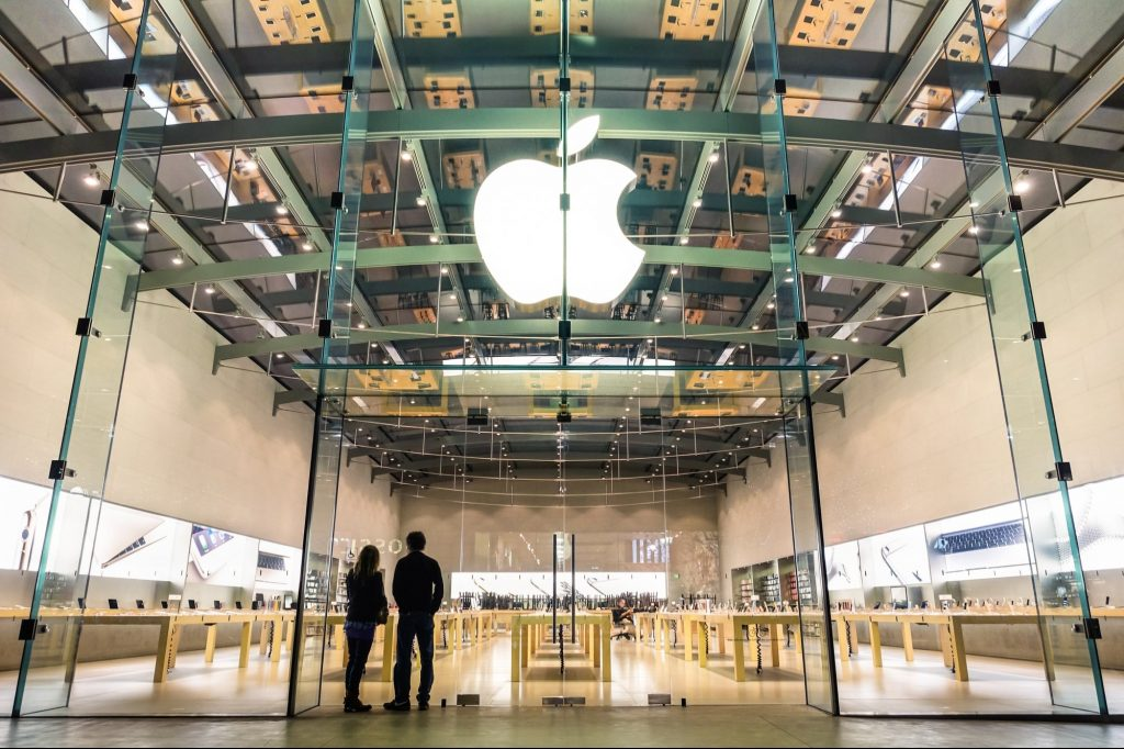 Apple terminates relationships with one of its executives over sexist comments made in 2016