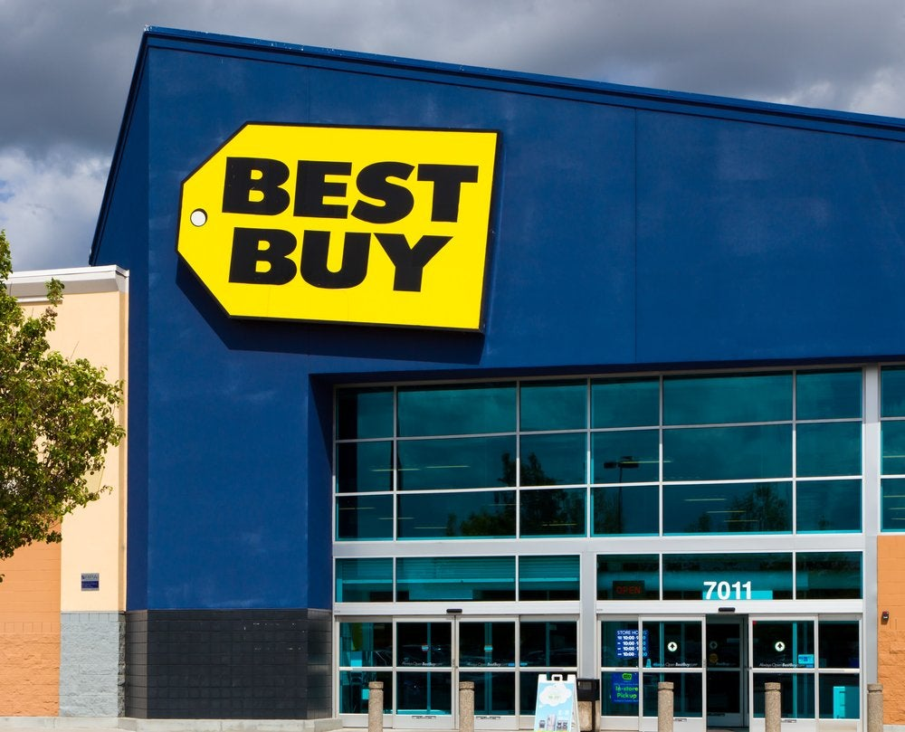 Best Buy Stock is Ready to Stage a Breakout