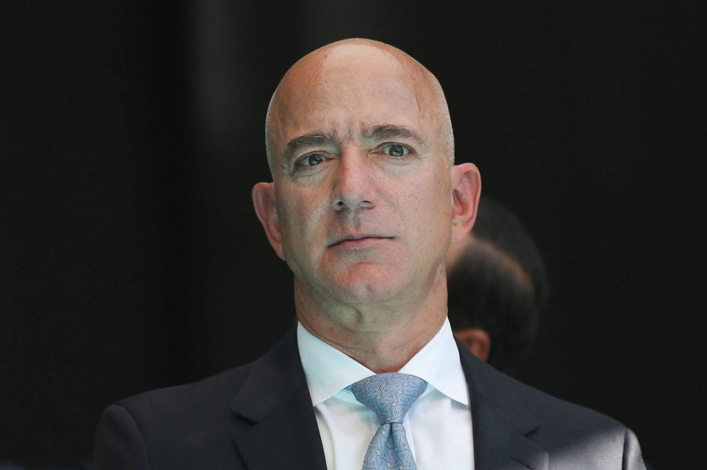 Bezos Commissions a $500 Million Mega Yacht That Comes With Its Own Support Yacht