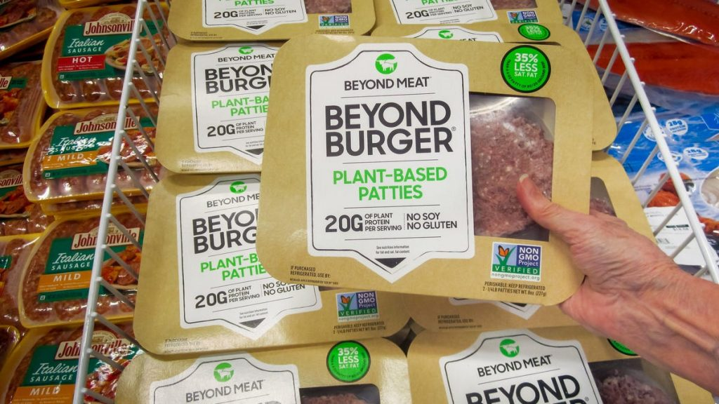 How to Get a Free Pack of 'Beyond' Burgers This June