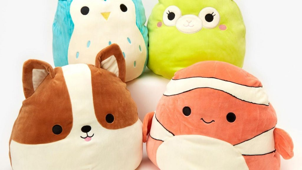The Out-of-Touch Adults' Guide To Kid Culture: What Are Squishmallows?
