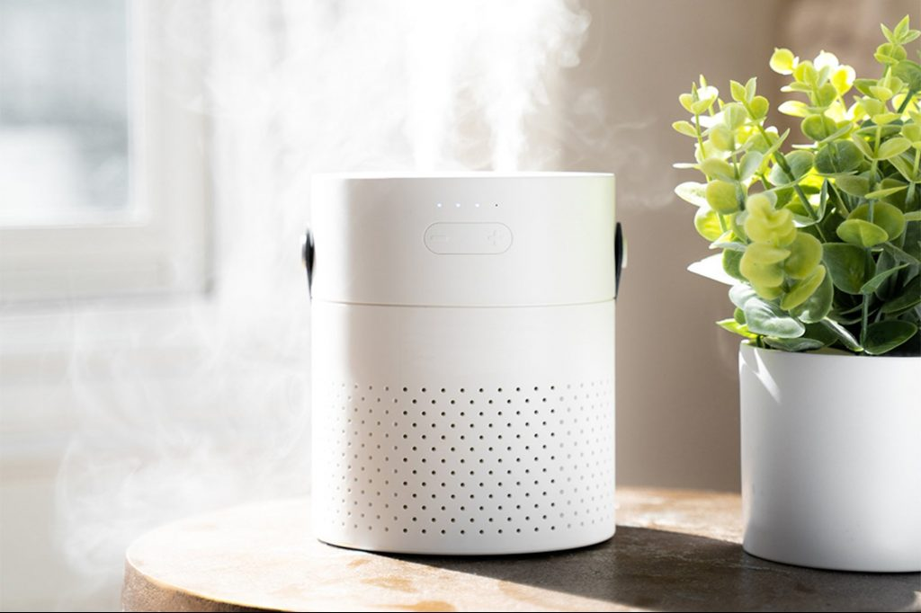 Beat the Dry Summer Air With This Home Office Humidifier, on Sale Today