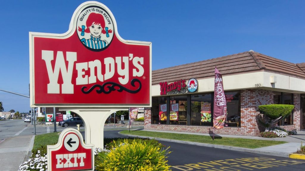 Get a Free Frosty Every Friday in June at Wendy's