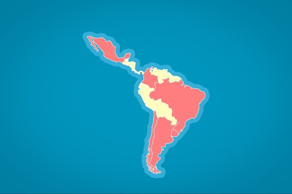 How old are Latin American technology companies? Check out this infographic