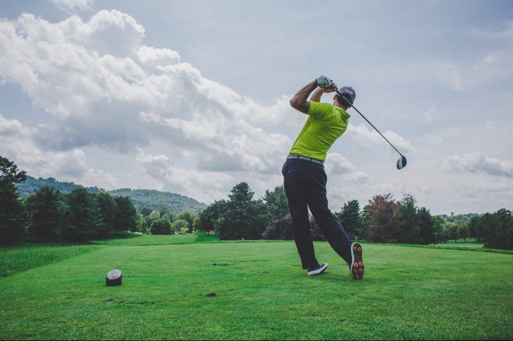 If You Want to Do Business on the Links, You Need to Improve Your Golf Game