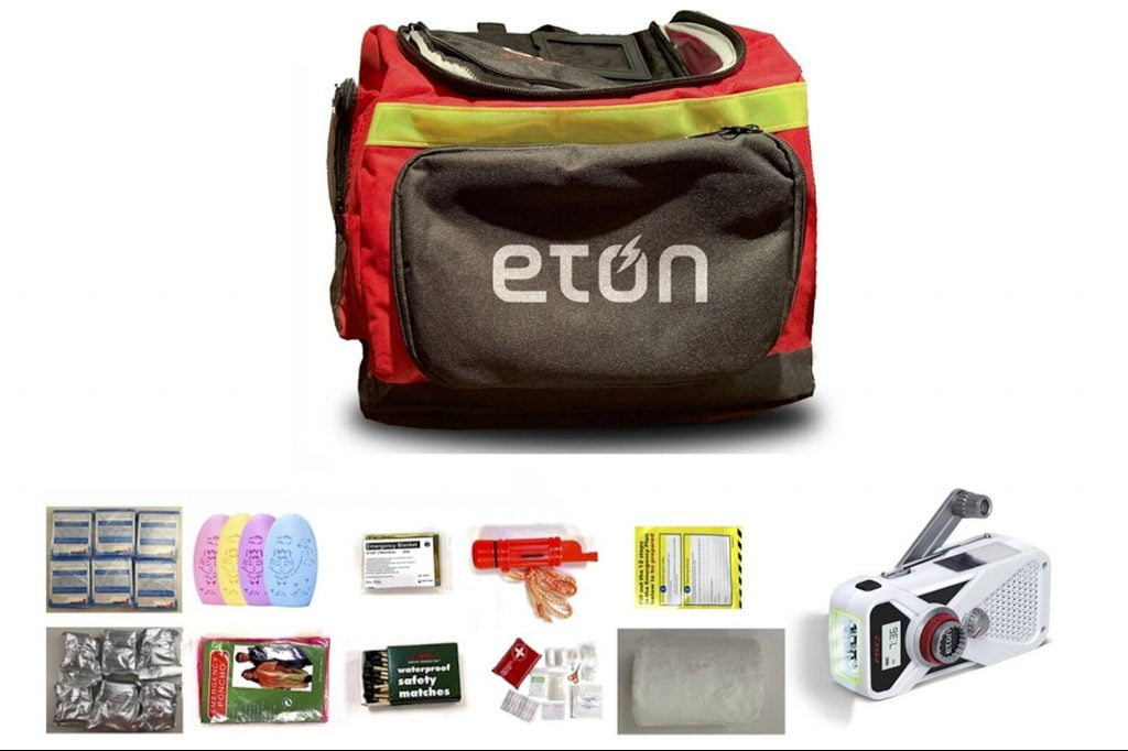 Stay Prepared for Any Outdoor Adventure or Equip Your Office with This Emergency Kit