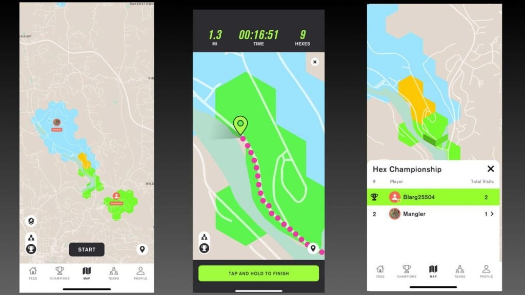 Stride Is an Addictive Territory-Grabbing Game for Runners