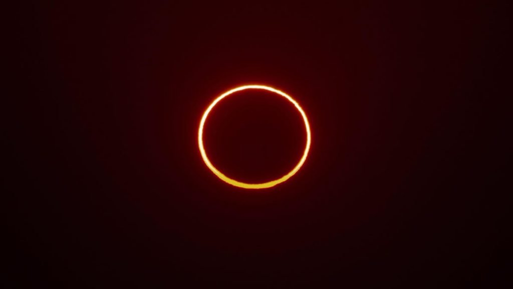 When to See the 'Ring of Fire' Solar Eclipse This Month