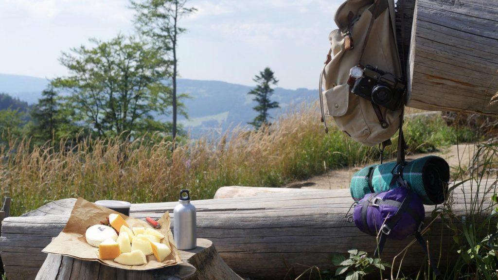 You Need to Pick the Best Cheese for Your Hike