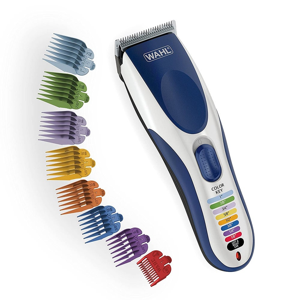 Best Budget Hair Clippers: Wahl Color Pro ($28)