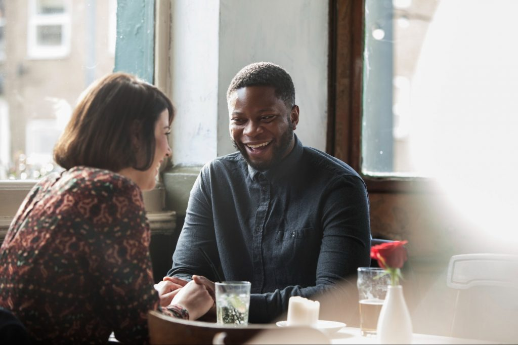 A 5-Step Business Approach to Dating