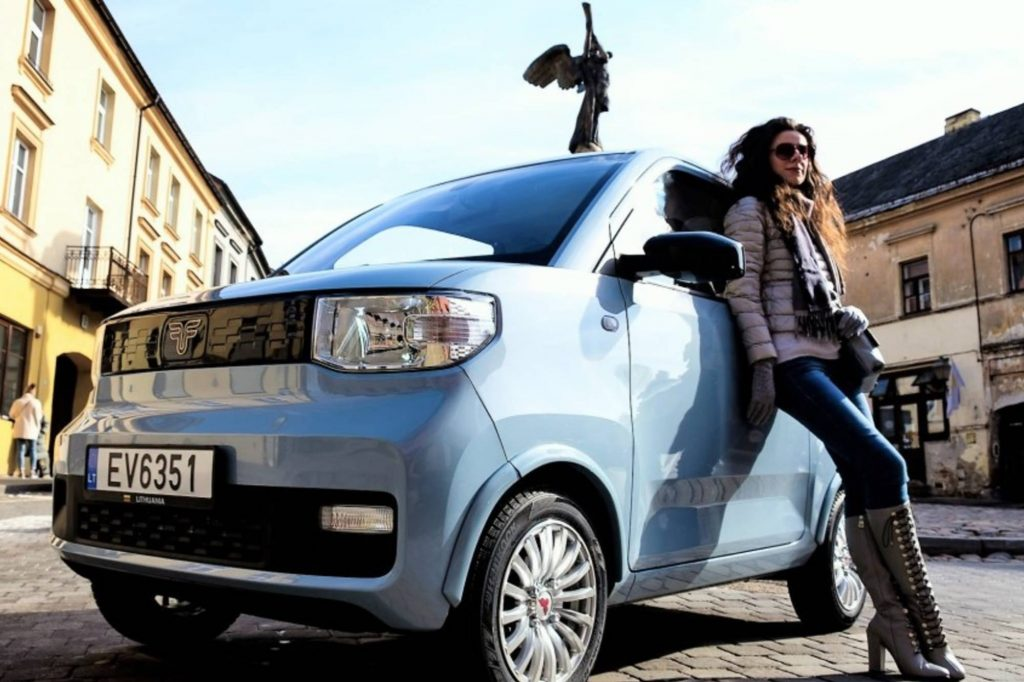 China's cheapest electric car will arrive in Spain