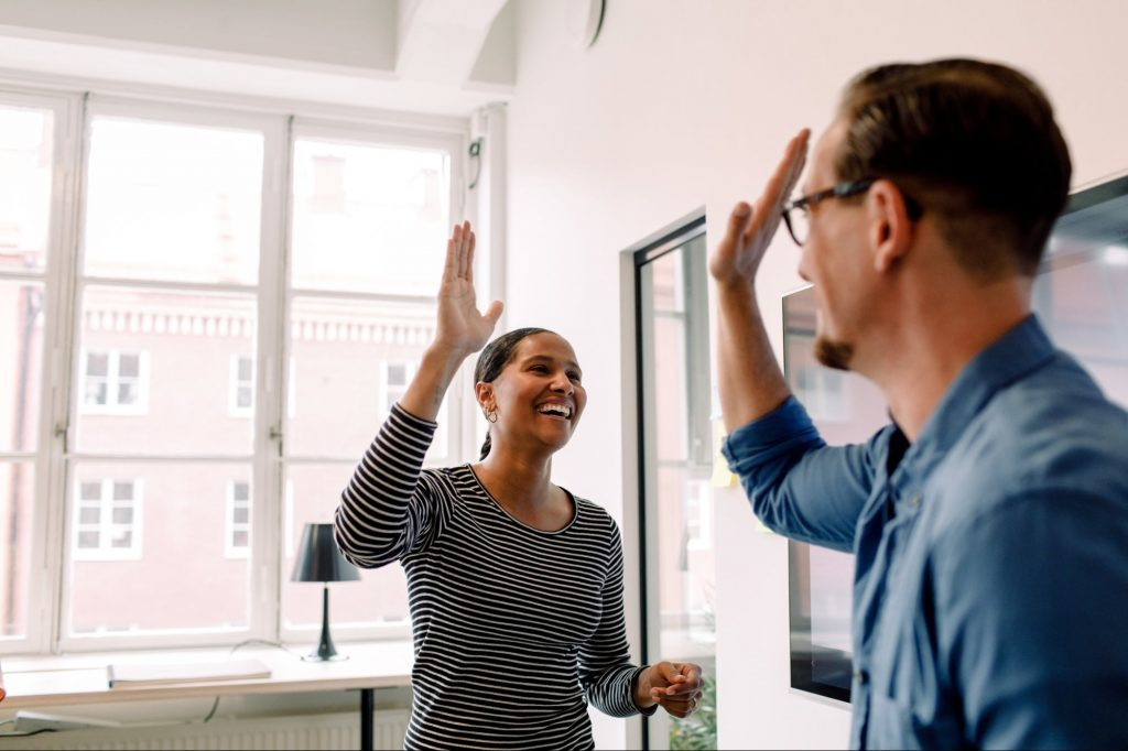 How You Can Create an Environment In Which Employee Achieve Business Goals