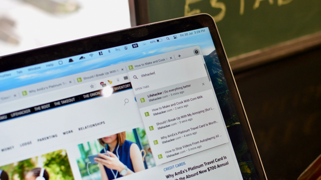 How to Use the Hidden Search Tabs Feature in Chrome, Safari, and Firefox
