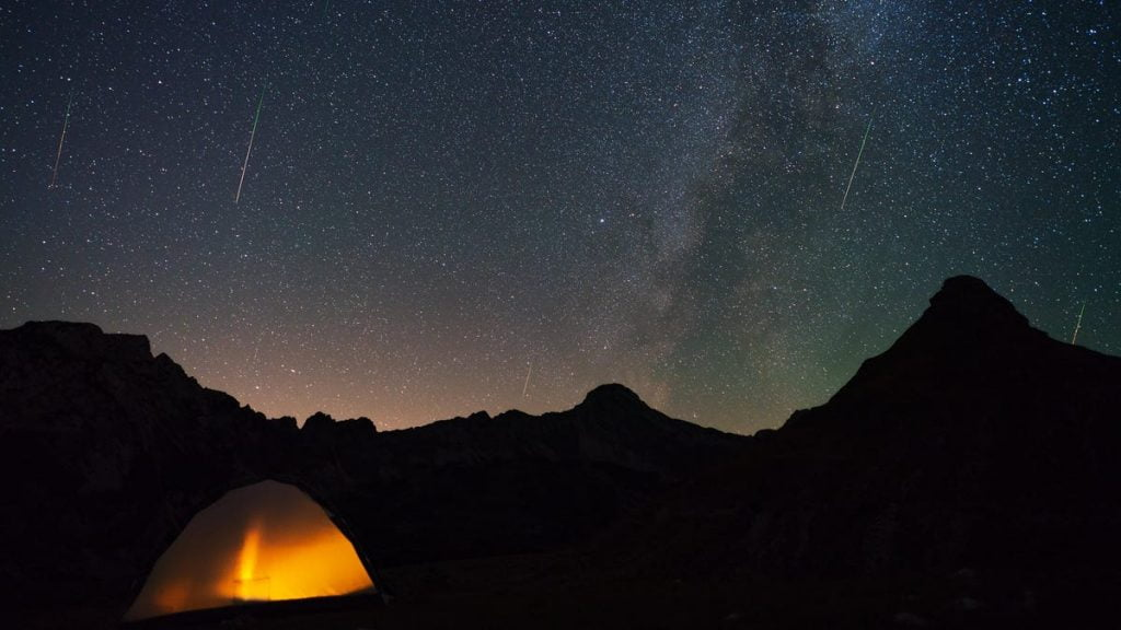 How to Watch the Perseid Meteor Shower Rain Over Us This Summer