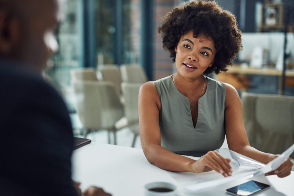 Leaders: Here's The No. 1 Thing You Shouldn't Do When Interviewing Job Candidates