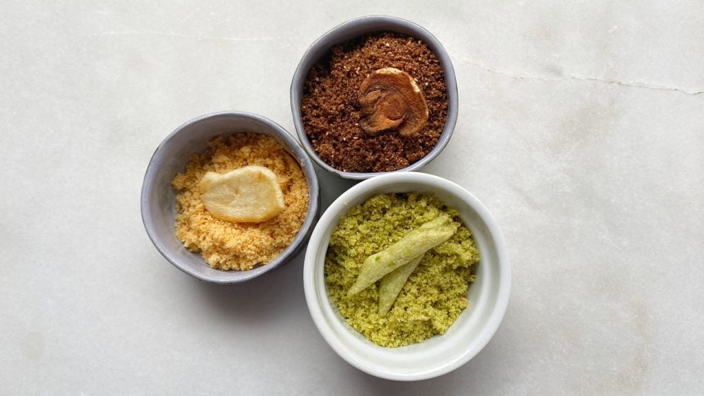 Make Versatile Veggie Powders Out of Freeze-Dried Vegetables
