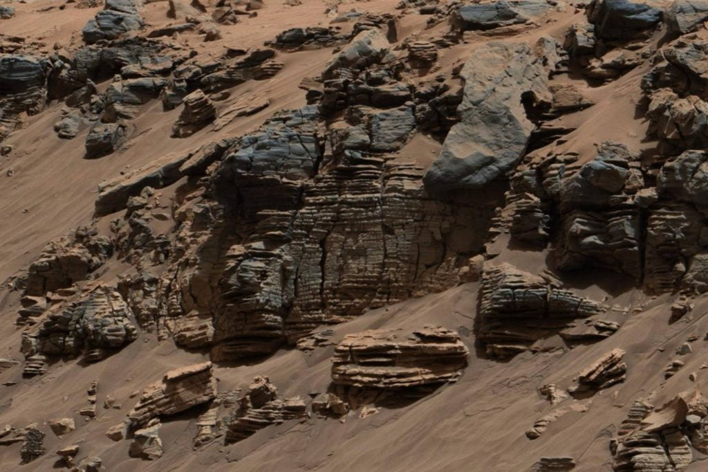 Traces of life on Mars may have been erased, according to NASA