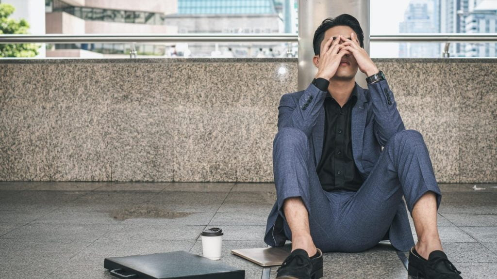 Your Job Search Reeks of Desperation
