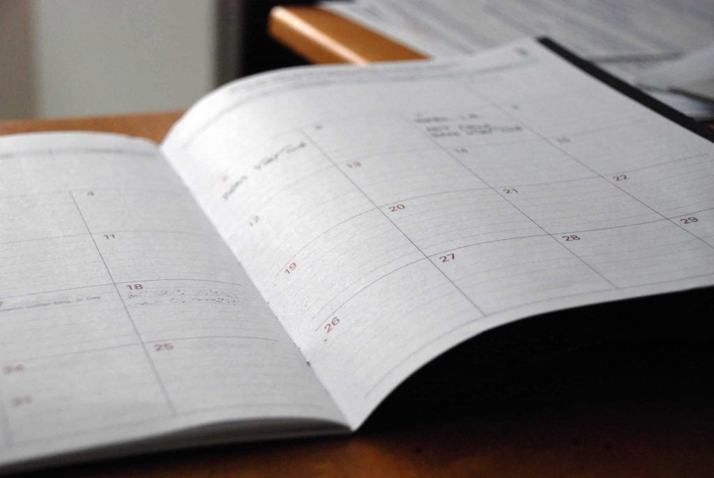 5 Simple Steps to Creating a Productive Daily Schedule