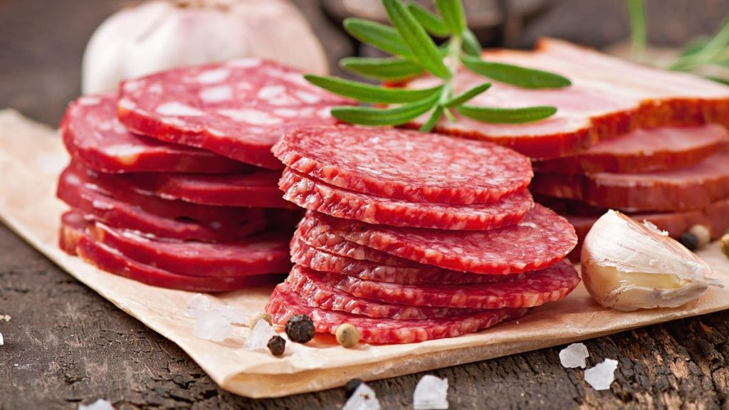 Heat All Italian-Style Meats to Prevent Salmonella, CDC Says