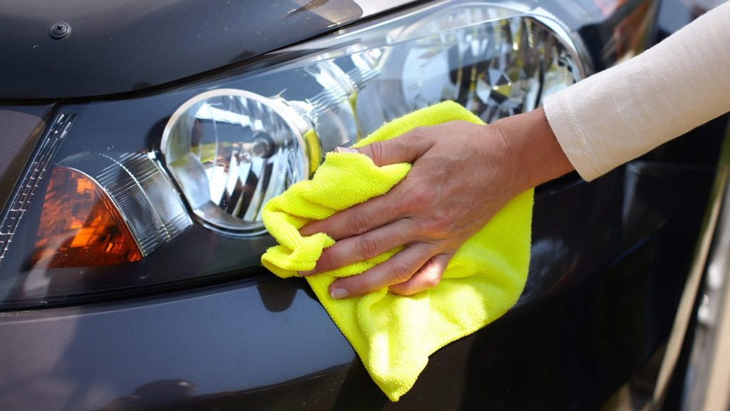 How to Wash Your Car Without Water (and Why You Might Want to Do it)
