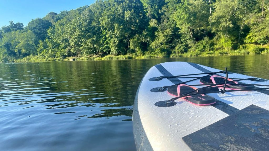 Inflatable Paddleboards Are Fun, With a Catch