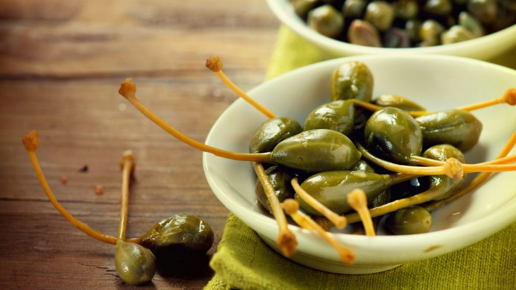 The Difference Between Capers and Caperberries, and When to Use Them Both