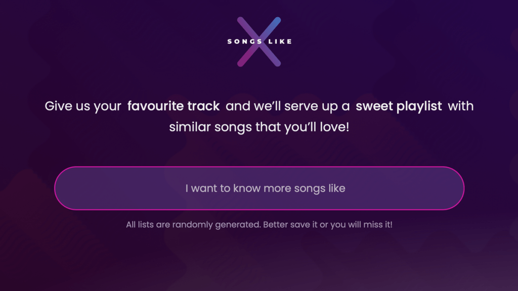 Use This Website to Make Your Spotify Playlists Much Better