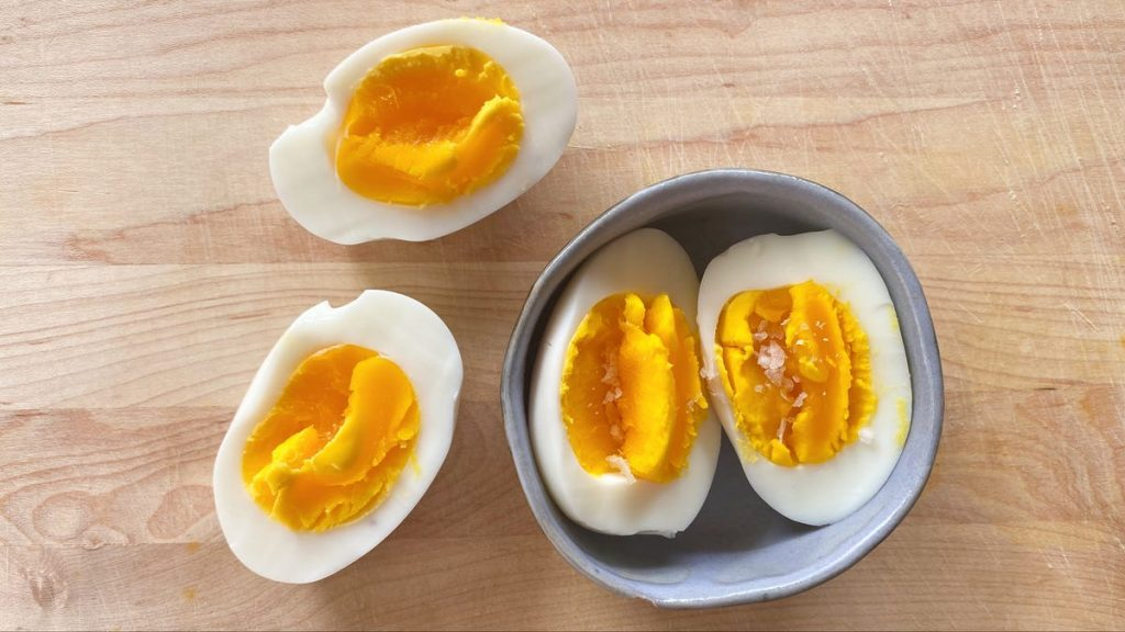 You Can Totally 'Hard Boil' Eggs in Your Air Fryer