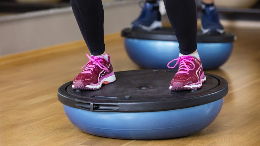 What's a Balance Trainer Even For (and When Should You Use One)?